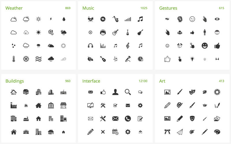 FlatIcon - Free Icons Download