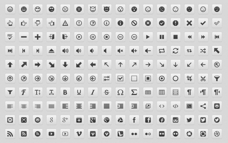 IcoMoon - Free Icons for Commercial Use